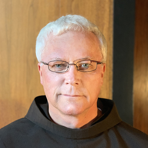 Br. Gregory Day, OFM