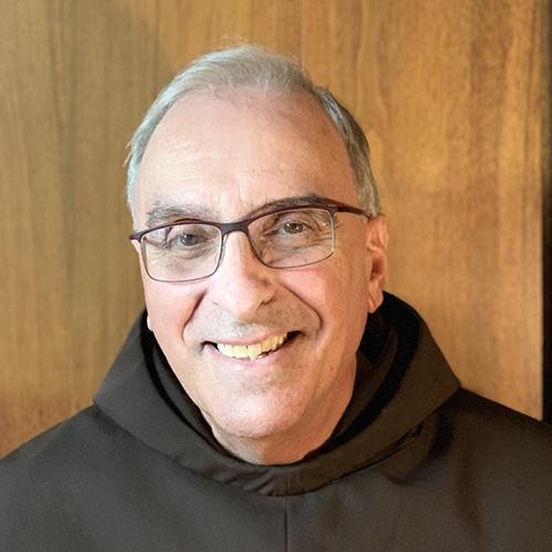 Br. John Maganzini, OFM