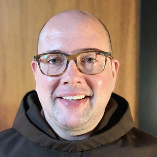 Br. Paul O'Keeffe, OFM