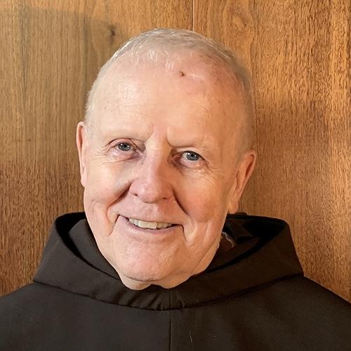 Br. Richard James, OFM