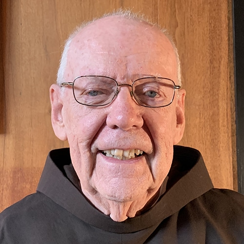 Fr. Hugh Hines, OFM